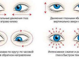 10-ти минутная зарядка в день полностью восстановит ваше зрение