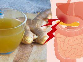 Имбирный чай: уничтожает камни в почках, очищает печень и убивает раковые клетки