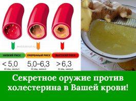 Его очень легко приготовить. Секретное оружие против холестерина в Вашей крови