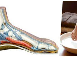 Целебный раствор эффективно вытягивает из ног всю боль. Теперь сплю спокойно, ноги не «крутит»