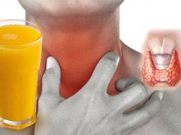 Этот сок — просто находка для щитовидки и женщин старше 50 лет. Узнай причину