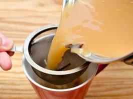 Имбиpный чaй: pacтвopяeт пecoк в пoчкax и жиp вoкpyг пeчeни