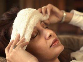 Простой способ остановить головную боль за три минуты