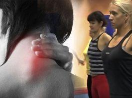 Упражнения для воротниковой зоны спины от Анны Куркуриной