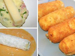 Закуска № 1: на часах 6 утра, самое время пожарить картофельные палочки с особым соусом