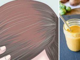 Как избавиться от седых волос народным средством, без окрашивания