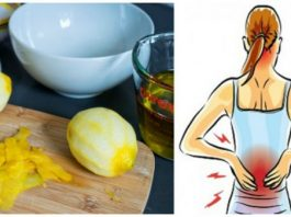 Лимонная цедра поможет избавиться от боли в суставах навсегда