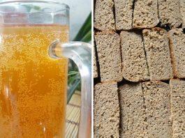 Лучшего напитка для лета не придумаешь: и жажду утоляет, и похудеть помогает