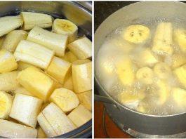 Закипяти бананы и корицу и выпей перед сном. Вот что напиток сделает с организмом