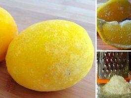 Замораживайте лимоны и попрощайтесь с диабетом, опухолями и ожирением