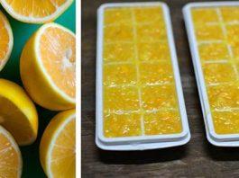 Замороженные лимоны спасут от ожирения, отеков и диабета