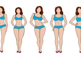 Есть 4 типа женской фигуры. Вот как похудеть каждой из них