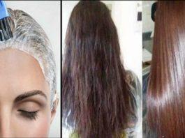 Эта смесь вернет к жизни ваши поврежденные волосы, даже окрашенные