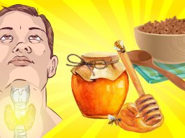 Как приготовить гречневую кашу с мёдом и орехами