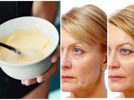 Мега-маска с мгновенным эффектом — лицо, как фарфоровое