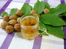 В мае — июне собираем листья грецкого ореха и укрепляем ими здоровье