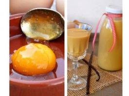 Яйцо+мед+коньяк+лимон = эликсир от болей и слабости организма. Попробуйте