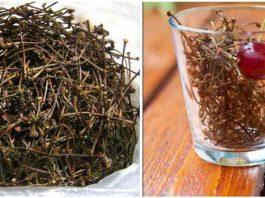 Чай из плодоножек вишни — бальзам для почек и мочевого пузыря