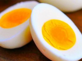 Диета на основе отварных яиц — вы можете избавиться от 11 кг всего за 14 дней