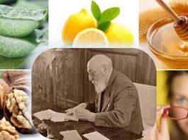 Как можно восстановить зрение в домашних условиях: лечебный рецепт академика Филатова
