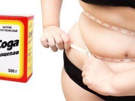 Как побороть лишний вес и похудеть на соде
