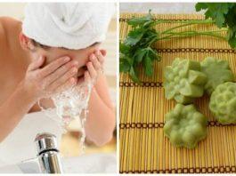 Как приготовить мыло из петрушки для борьбы с пятнами на лице