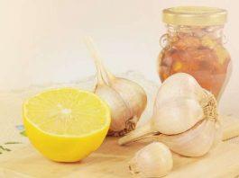 Лимон с чесноком моментально очищают сосуды от тромбов и мусора