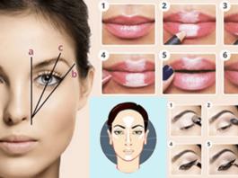 Самый полный и крутой гид по макияжу: сохрани себе и разошли подругам