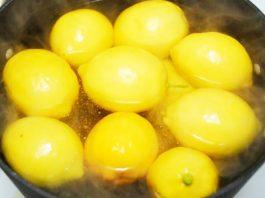 Сварите вечером лимоны и пейте утром эту «юшку», вы поразитесь результату