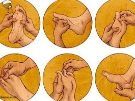 6 основных медицинских причин ВСЕГДА делать массаж стоп перед сном