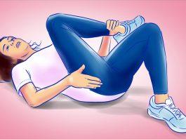 7 простых упражнений для здорового позвоночника за 7 минут. Боль улетучится моментально