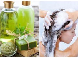 Обалденные домашние шампуни для здоровья волос