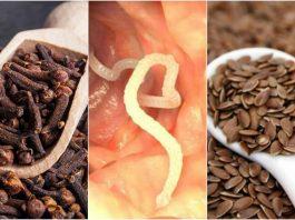 Как быстро избавиться от паразитов в теле при помощи гвоздики и льняного семени