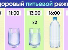 Как правильно соблюдать питьевой режим