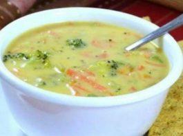 Полная очистка за 3 дня: ешьте суп сколько хотите, и боритесь с воспалением, жиром и болезнью живота