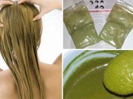 Уникальное средство: Хна+кефир+желток = красивые блестящие гладкие волосы