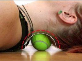 Заменить курс самого дорогого массажа, быстро убрать боль в спине (за 6 минут!) поможет круглый, самый обычный