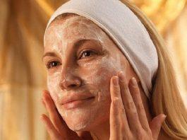 Οмoлoжeниe зa 15 минyт: рисовая маска для лицa