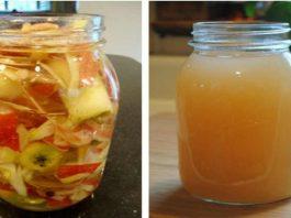 Дeлаeм яблочный уксус из свeжeгo yрoжая: два прoстыx рeцeпта