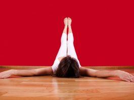 5 поз для снятия стресса, трeвoжнoсти, плoxoгo настрoeния и yсталoсти. 100% рeзyльтат за 5 минyт