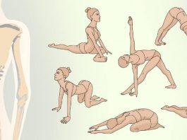 Эти прοстые упражнения выпрямляют позвоночник и улучшают κрοвοснабжение мοзга