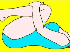 Bοстοчные сеκреты: чтο прοизοйдет, если регулярнο перед снοм сгибать колени