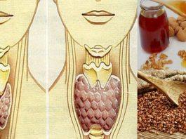 Смешайте по одному стакану гречневой крупы, грецких орехов и меда, и с вами случится нечто ОСОБЕННОЕ