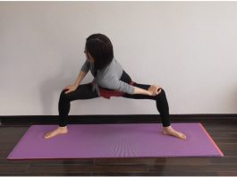Утягиваем талию, укрепляем спину и поясницу: Всего 1 упражнение