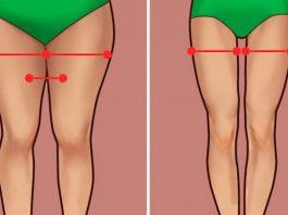 Всего 4 упражнения избавят тебя от жира на внутренней поверхности бедер