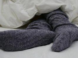 После прочтения этого, Вы всегда будете надевать носки на ночь. Вот, что может случиться