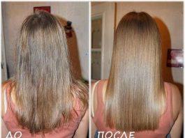Ламинирование волос в домашних условиях: потрясающий эффект ровных волос до 14 дней