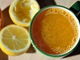 Лимонный напиток с куркумой: проведи детоксикацию организма и сними воспаление