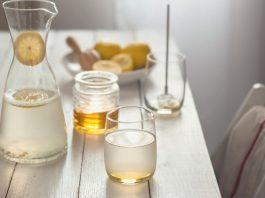 Утренний напиток очищает организм и укрепляет иммунитет