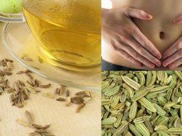 Мощный чай от симптомов менопаузы, лишнего веса, отёков, вздутия живота и не только
